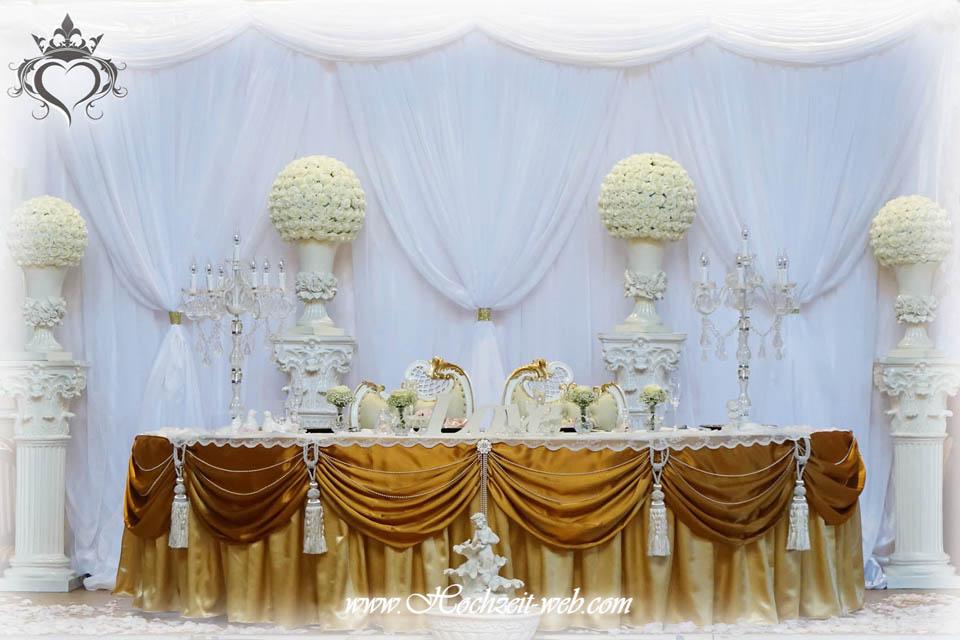 Brauttisch Oder Verlobungstisch In Allen Farben