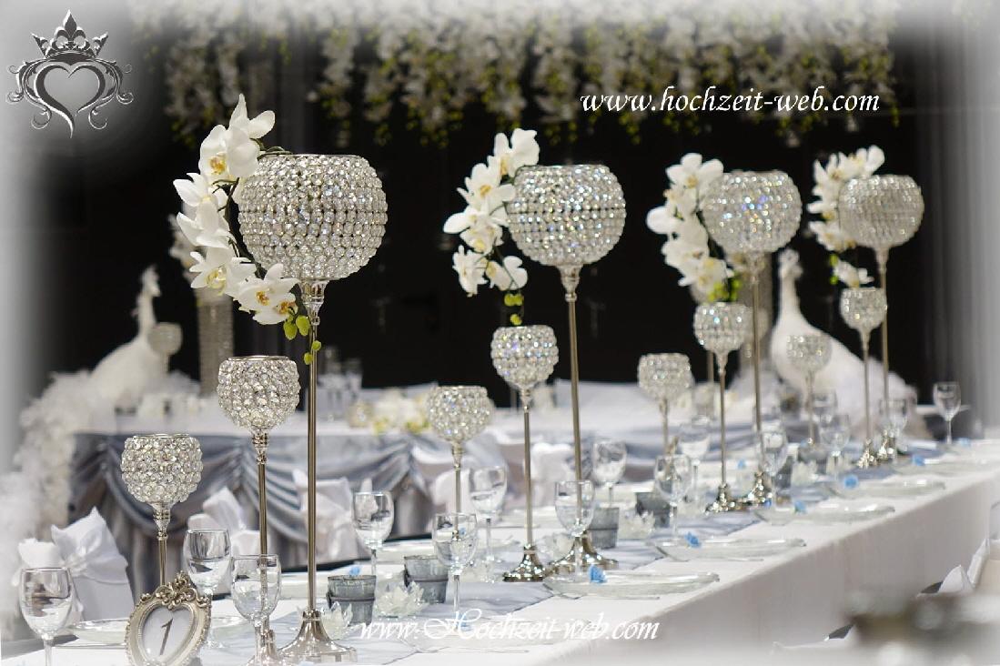 Dekoration Diamantene Hochzeit Dekoration Zur Diamantenen
