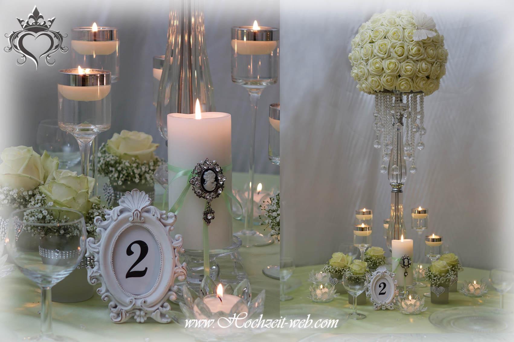 Hochzeitsdekoration und hochzeitsdeko in duisburg for Hochzeitsdekoration