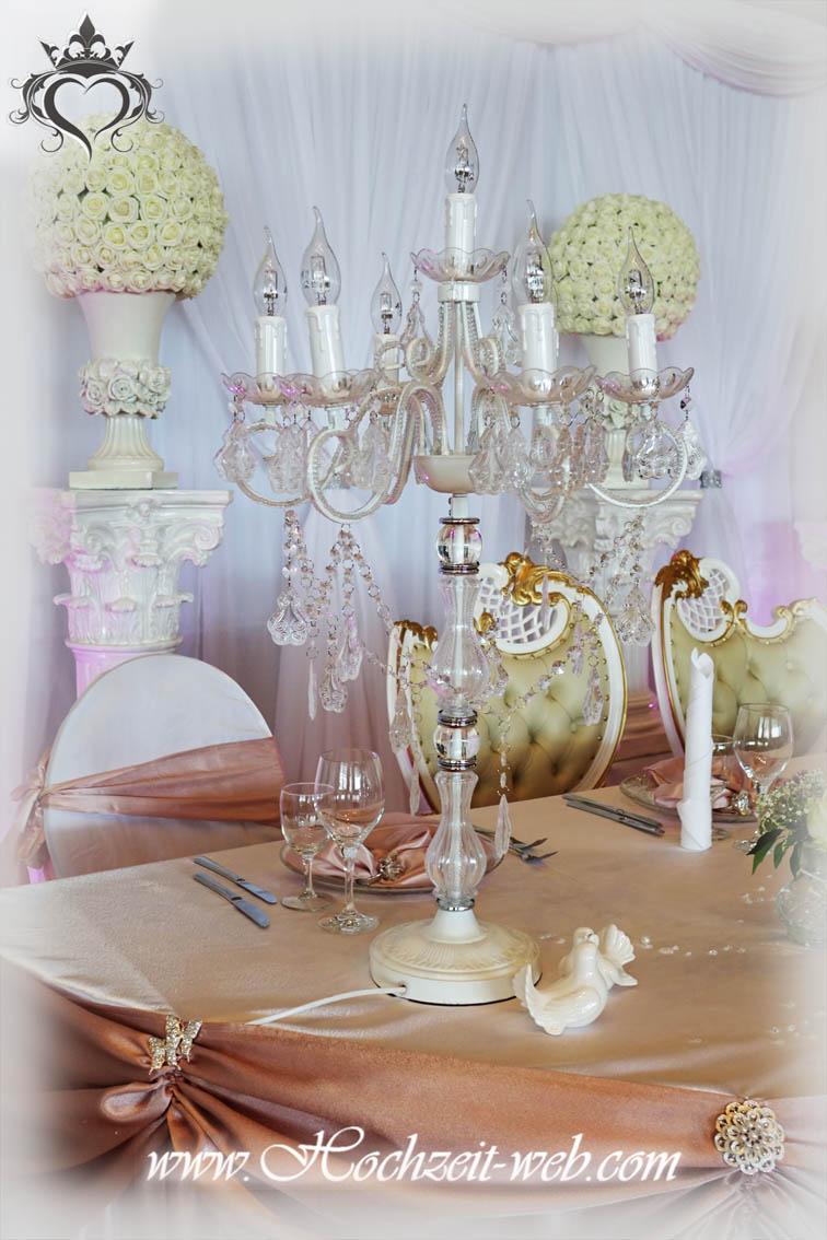 Hochzeitsdekoration Brauttisch By Hochzeit