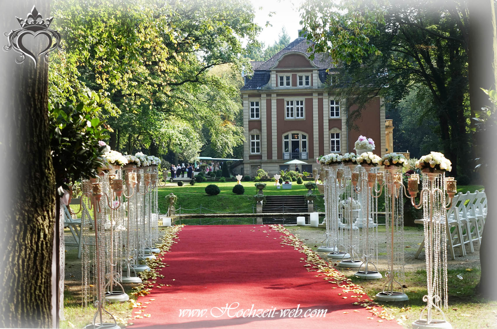 eventsdekoration-schloss