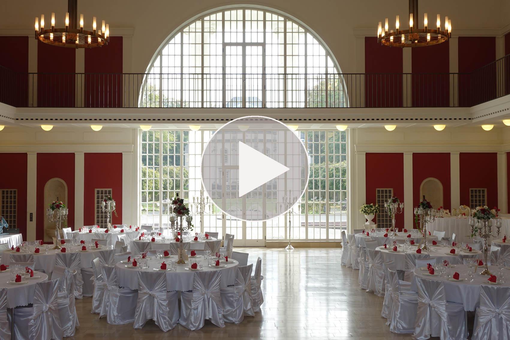 Hochzeitsdekoration in rot by hochzeit for Dekoration in rot