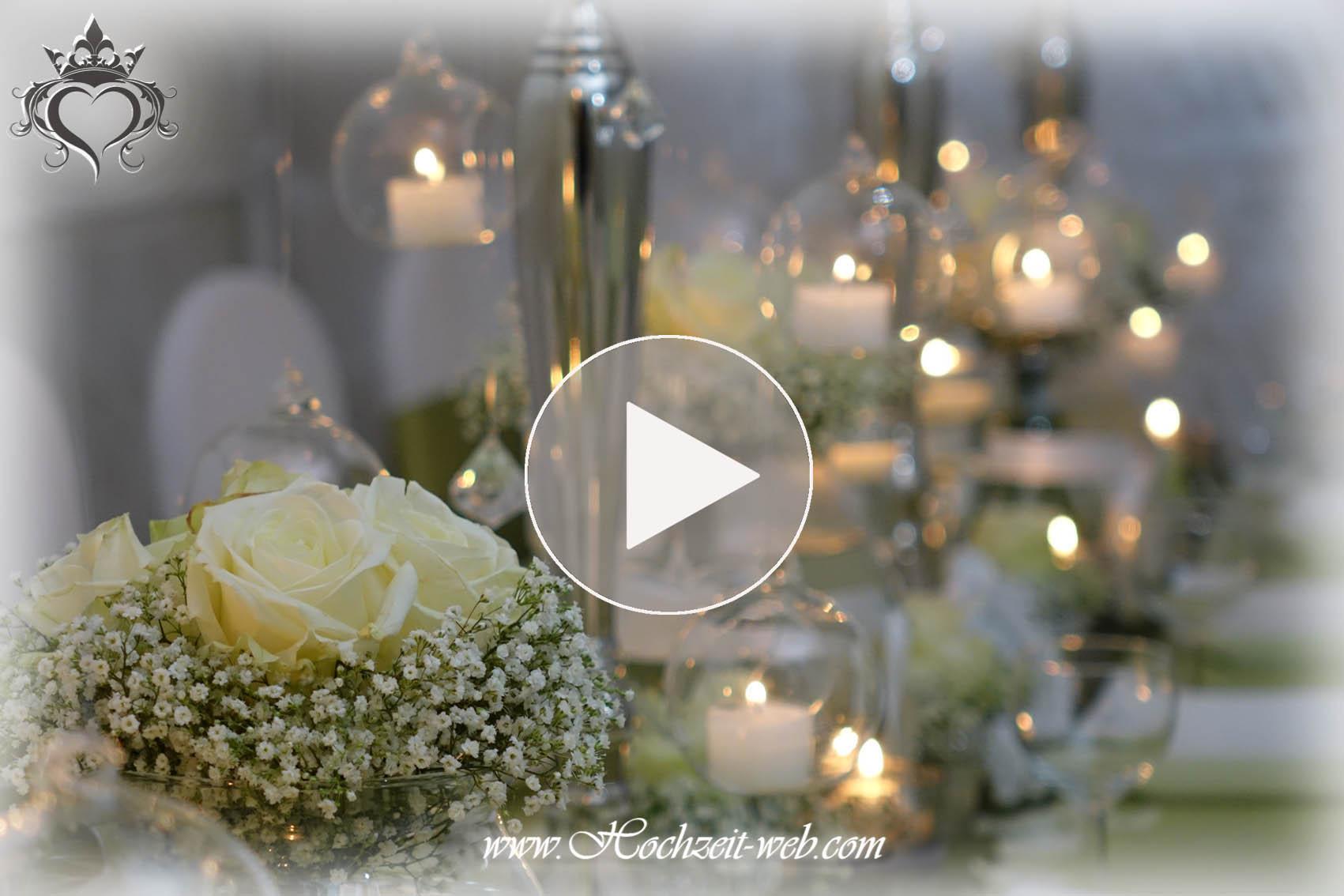 Video Von Brauttische Und Gastetische